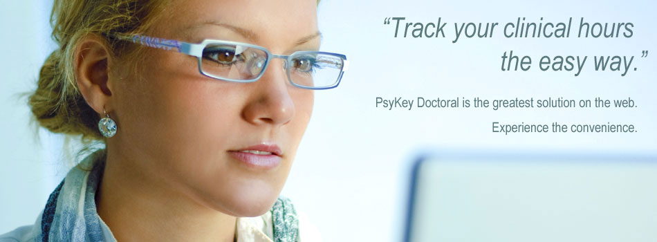 Track your clinical hours the easy way.